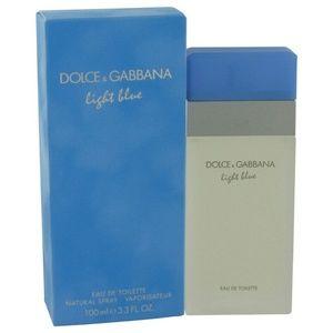 Dolce and gabbana light blue wn 3.3oz